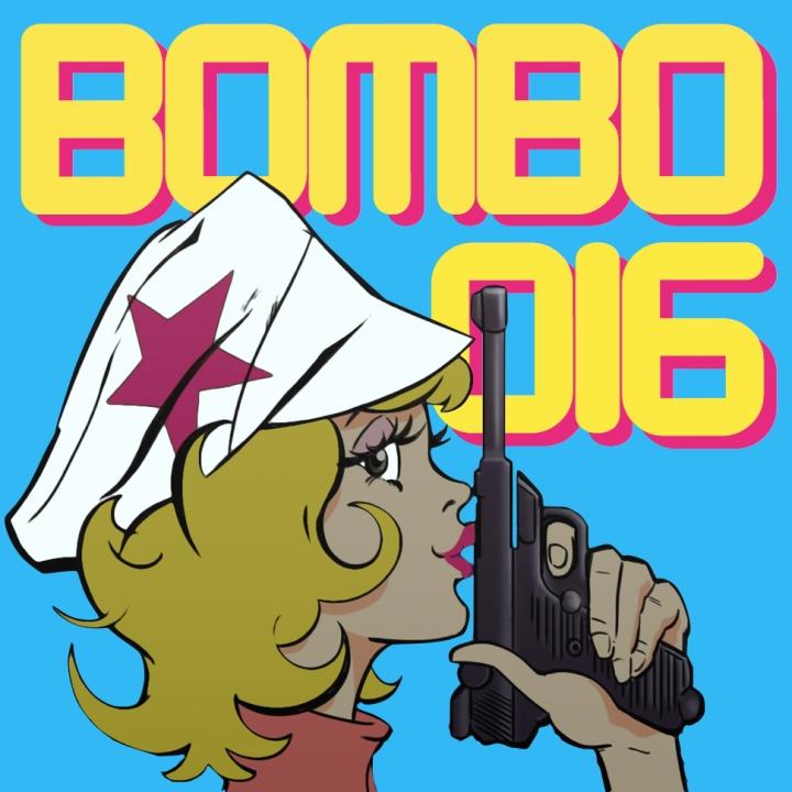 BOMBO 016 ARTWORK
