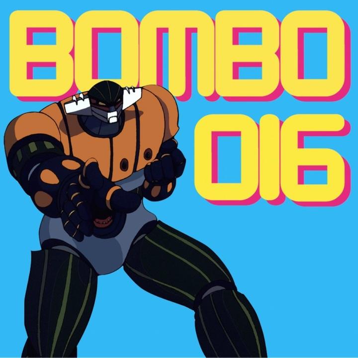 BOMBO016 ROBOT